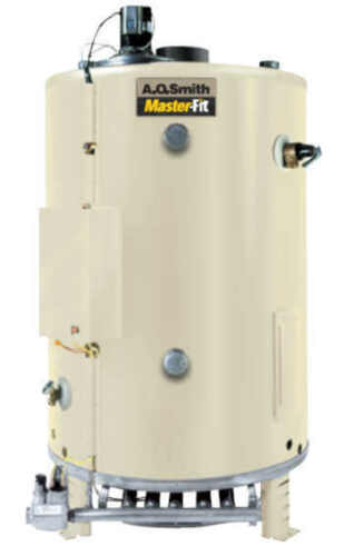 A.O. Smith BTR151 Commercial Gas Water Heater