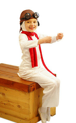 World Book Day/White Dog/Character/Peanuts SNOOPY BIGGLES Costume - All Ages