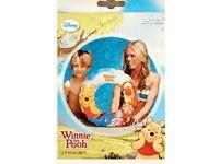 Winnie the Poo pool ring
