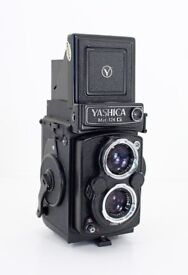 Yashica Mat 124 G TLR Camera