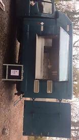 Burger Catering Van Low miles Hot food truck LPG QUICK SALE LOOK