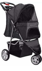 Brand new in box pet stroller- retails for $288