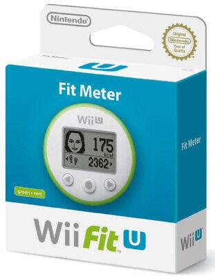 Nintendo Wii U Fit Meter Green 2311466 NINTENDO