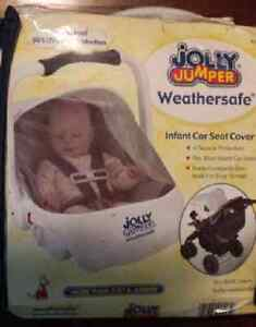 Jolly Jumper Infant Car Seat Cover
