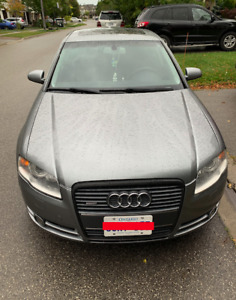 IN A RUSH...2008 AUDI A4 Quattro 2.0T - LOW KMS - NO ACCIDENTS