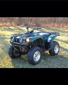 2003 Yamaha 660 Grizzly