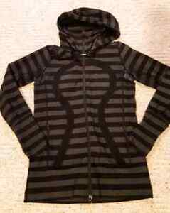 Lululemon Stride Jacket Size 10