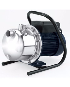 New 3/4 hp stainless steel irrigation pump