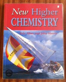 NEW HIGHER CHEMISTRY