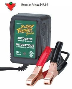 Deltran Battery Junior - Automatic Battery Charger - 12' cord Kitchener / Waterloo Kitchener Area image 1