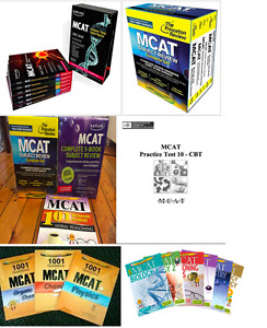 MCAT BUNDLE