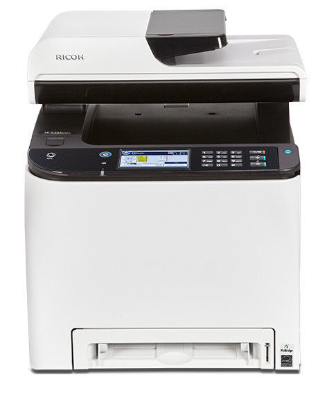 Купить Ricoh SP C261SFNw All-in-One Color Laser Printer