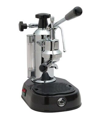 Used, La Pavoni EPBB-8 Europiccola 8-Cup Lever Style Espresso Machine, Black Base for sale  Mount Vernon