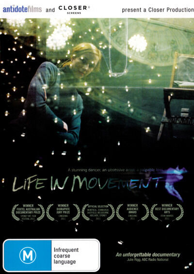 Life in Movement  - DVD - NEW Region 4