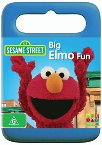 Sesame Street: Big Elmo Fun - DVD - New & Sealed. Region 4