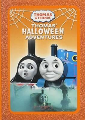 Child Friendly Halloween Movies (Thomas & Friends: Halloween Adventure by Thomas T. &)