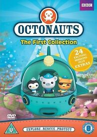 DVD - Octonauts - The First Collection