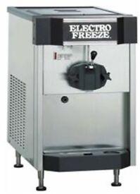 Electro freeze ice cream machine 3 years old