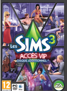Extension sims 3 PC