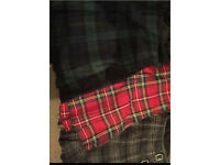 New kilts for sale never been worn need gone!!