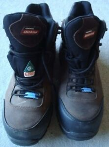 Safety Work Boots - worn once
