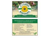 JC's Garden Maintenance