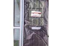 Composite door new , grey