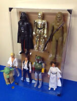 Custom Display cases for toys n collectibles