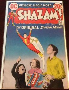 SHAZAM comics 1973-78 comics $195, OBO
