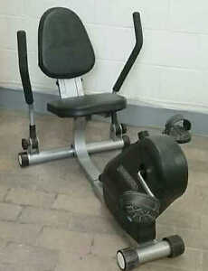 "Sears ""Free Spirit"" Recumbent Bike"
