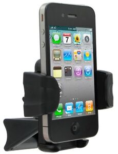 AIR VENT CAR HOLDER FOR iPHONE 5 - GREAT QUALITY - EASY FIT