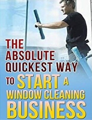 Window, Cleaning, Business,Ebooks and resell license, work at home, internet,