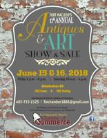 Fort Macleod's Antiques & Art Show & Sale