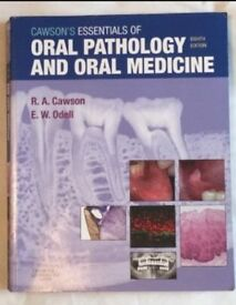 Cawson's Essentials of Oral Pathology - A must have for ORE and LDS exams