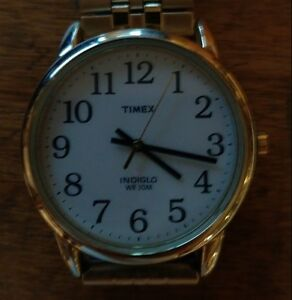 Mens Timex with Indiglo