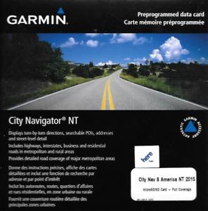 Garmin GPS Card South America