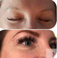 BROW Special at *NV Beauty* $160 Microblading LOVE your Brows!