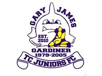 TC JUNIORS JFC - PRESENT SCHOOL YEAR 2 BOYS WANTED