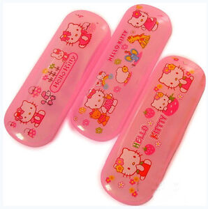 Hello Kitty Glasses Case For Children Or Adults Plus Minions Bag 2 Items