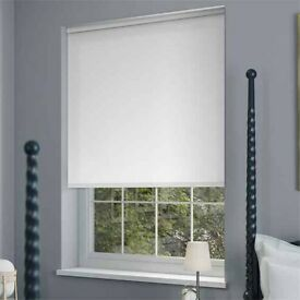 Selection of roller blinds