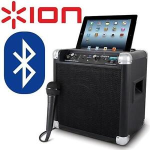 REFURB ION TG BLUETOOTH SPEAKER - 110135444 - Tailgater Bluetooth Compact Speaker System -  ELECTRONICS