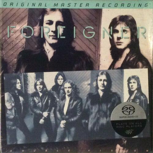 Foreigner - Double Vision  MFSL SACD (Hybrid, Stereo, Remastered)