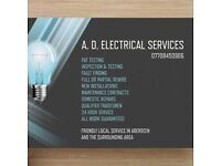 Qualified Tradesmen to tackle all your electrical needs.