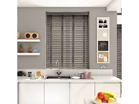 Brand New Grey Blinds