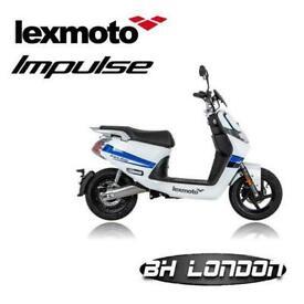 Lexmoto Impulse - Learner legal - Electric bike - Zero emission -1 year warrnty