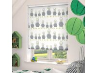 Booby Bird Apple Blackout Roller Blind (Brand new boxed ) was £126