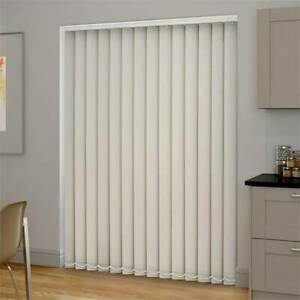 2 sets of Vertical blinds