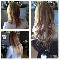 Hot Fusion & Micro Link Hair Extensions