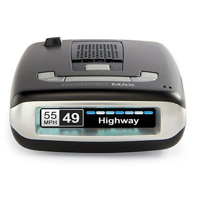 Escort Passport Max High Performance Radar Detector