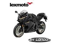 Lexmoto LXR 125cc - 2 year warranty - Learner legal motorcycle